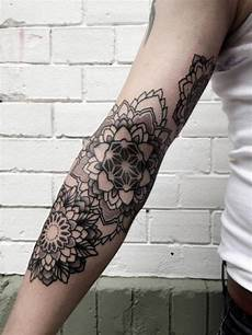 Back Of Your Arm 7 Awesome Mandala Placements You