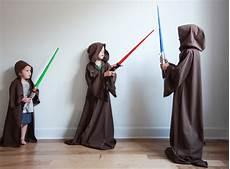 diy jedi robe for kids one little minute blog