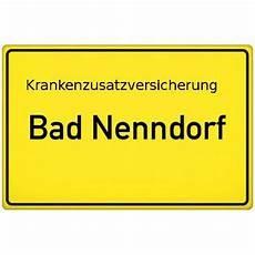 Krankenzusatzversicherung Bad Nenndorf Verbraucherforum