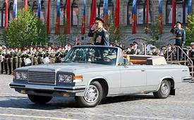 1000  Images About Soviet / Russian Luxury Cars ZIL ZiS