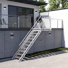 wendeltreppe außen gebraucht feuerverzinkte stahl au 223 entreppe im shop treppen werk