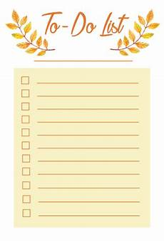 Free Printable To Do List Marilyn Nassar