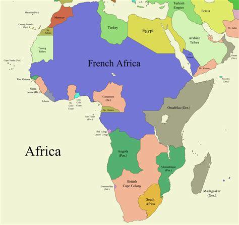 Africa Population 1900