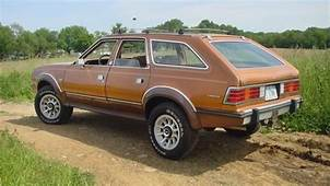 4WD Limited 1985 AMC Eagle Wagon