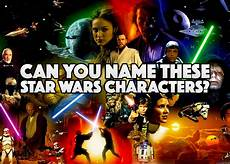 wars quiz can you name these wars characters