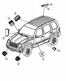 repair anti lock braking 2006 jeep liberty on board diagnostic system 68002456ac jeep module anti lock brakes lines electronic stability jeep parts overstock