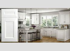 All Wood RTA 10X10 Transitional & Classic Kitchen Cabinets