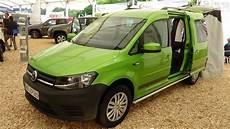 2017 volkswagen caddy maxi exterior and interior