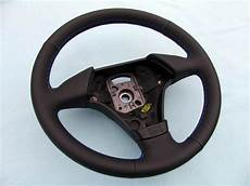 bmw e46 sports steering wheel new leather and 3 color