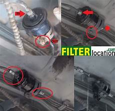 2009 Tacoma Fuel Filter Location by How To Change 1995 2004 Toyota Tacoma Fuel Filter