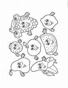 Ausmalbilder Obst Grundschule Ausmalbilder Fr 252 Chte Ausdrucken 1 Kindergarten
