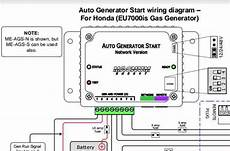 Wiring Diagram For Honda Generator by Honda Eu7000is Wiring Diagram Wiring Diagram Service