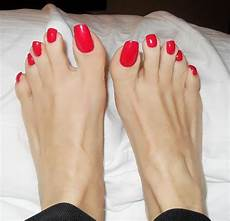 25 red toe nail art designs ideas design trends