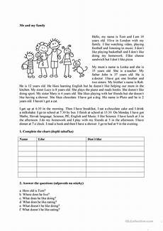 me and my family worksheet free esl printable worksheets made by teachers