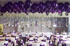 balloons for decorating wedding venues and receptions