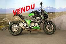 Kawasaki Z 800 Vert 2013 Occasion Guichard Moto