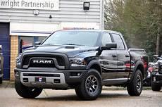 New Dodge Ram Rebel David Boatwright Partnership