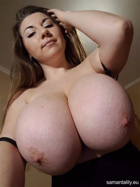 Samanta Lily Big Tits