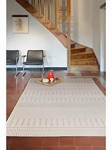 pflegeleichter teppich benuta in outdoor teppich naoto beige 160x230 cm