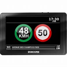avertisseur de vitesse pour voiture snooper myspeed indicateur de limite de vitesse myspeed