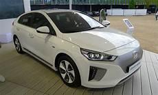 Hyundai Ioniq Electric Das Bessere Elektroauto Bauplan