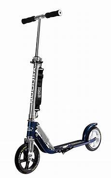 Hudora Scooter Big Wheel 205 - hudora scooter big wheel mc 205 blau bestellen weltbild at