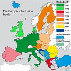 Mitglieder Der Eu - how many countries were there in the european union eu