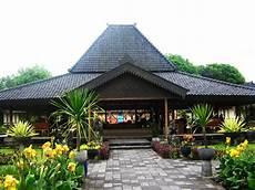45 Desain Rumah Joglo Khas Jawa Tengah Desainrumahnya