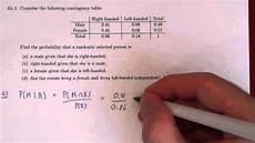 conditional probability worksheet answers mathbits 5982 conditional probability exle 1