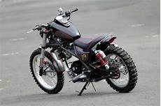 Modifikasi Tracker by Modifikasi Motor Yamaha Vixion Ala Cruiser Tracker