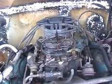1984 C30 Carburetor Backfiring