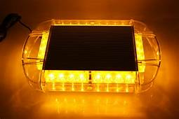 14 LED Mini Light Bar Emergency Warning Canada 1