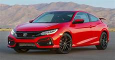 2020 honda civic si sedan 2020 honda civic si coupe and sedan debut in the us
