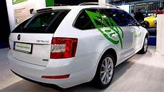2016 Skoda Octavia G Tec 81kw 110 Ps Erdgas Exterior And