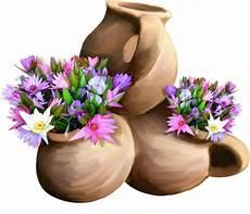 gifs et fleurs vases