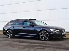 Used 2014 Audi A6 Avant Tdi Quattro S Line Black Edition