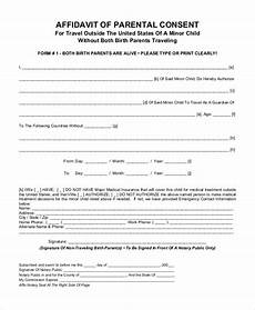 free 10 sle parental consent forms in pdf word