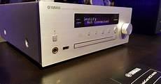 yamaha mcr n470d mini cha 238 ne design et musiccast