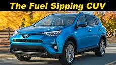2016 2017 toyota rav4 hybrid review and road test
