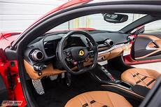 Used 2019 812 Superfast Rosso Corsa D W Cuoio