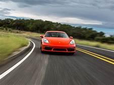 2017 Porsche 718 Cayman Road Test And Review  Autobytelcom