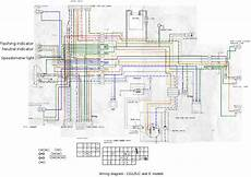honda 125s wiring diagram jerous 1 honda cg125 c e wiring diagram