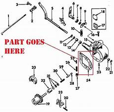 farmall c parts diagram new governor housing gasket for ih farmall a b bn c a burch store tractors