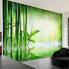 bambus tapete tapeten fototapete bambus g 252 nstig online kaufen