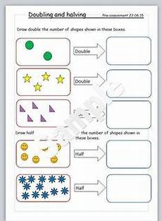 great for subitising addition doubles facts etc math doubles math math worksheets math