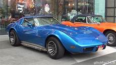 2000th 1974 Rhd Chevrolet Corvette Stingray C3 In