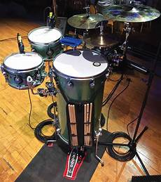 cocktail drum kit kit of the month cocktail convenience modern drummer magazine