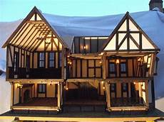 tudor dolls house plans tudor dollhouse with images tudor house dolls house