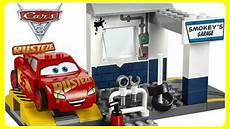 Lego Cars Smokeys Garage by Lego Juniors Disney Cars 3 Toys Smokeys Garage Lightning