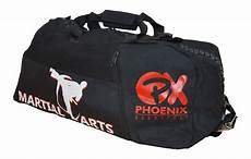 sporttasche als rucksack sporttasche rucksack quot martial arts quot 55x25x25cm